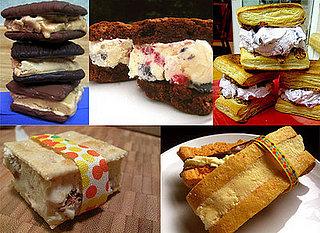 Our Favorite Ice Cream Sandwiches