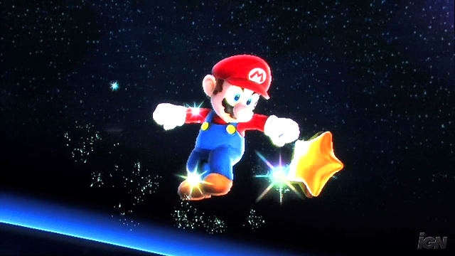 Super Mario Galaxy Review: We Aren't in Mushroom Kingdom Anymore!