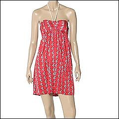 Betsey Johnson Anchors Away Dress