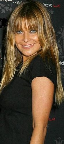 Love it or Hate it?? Carmen Electra with Bangs!