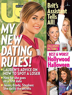Lauren: The Worst Pick-Up Lines She's Ever Heard from UsMagazine. A MUST READ!