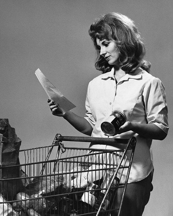 Supermarket Smarts: Make a List