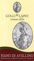 Happy Hour: Clelia Romano 'Colli di Lapio', Fiano di Avellino 2004