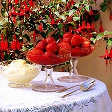 Too Easy To Be True: Berry Good Dessert
