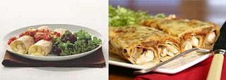 Chicken Enchiladas Two Ways - Beginner & Expert