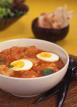 Easy & Exotic Dinner: Doro Wat Ethiopian Chicken