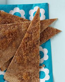 Cinnamon & Sugar After School Snacks