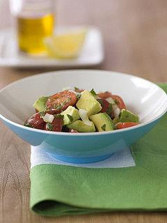 Easy Yet Beautiful Side: Bella's Avocado & Tomato Salad