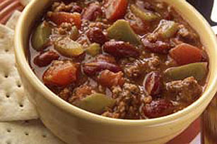 Fast & Easy Dinner: Spicy Sausage and Pepper Stew