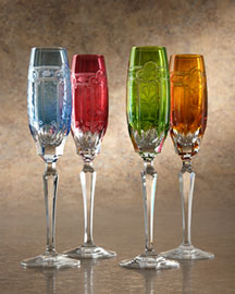 Off to Market: Champagne Flutes
