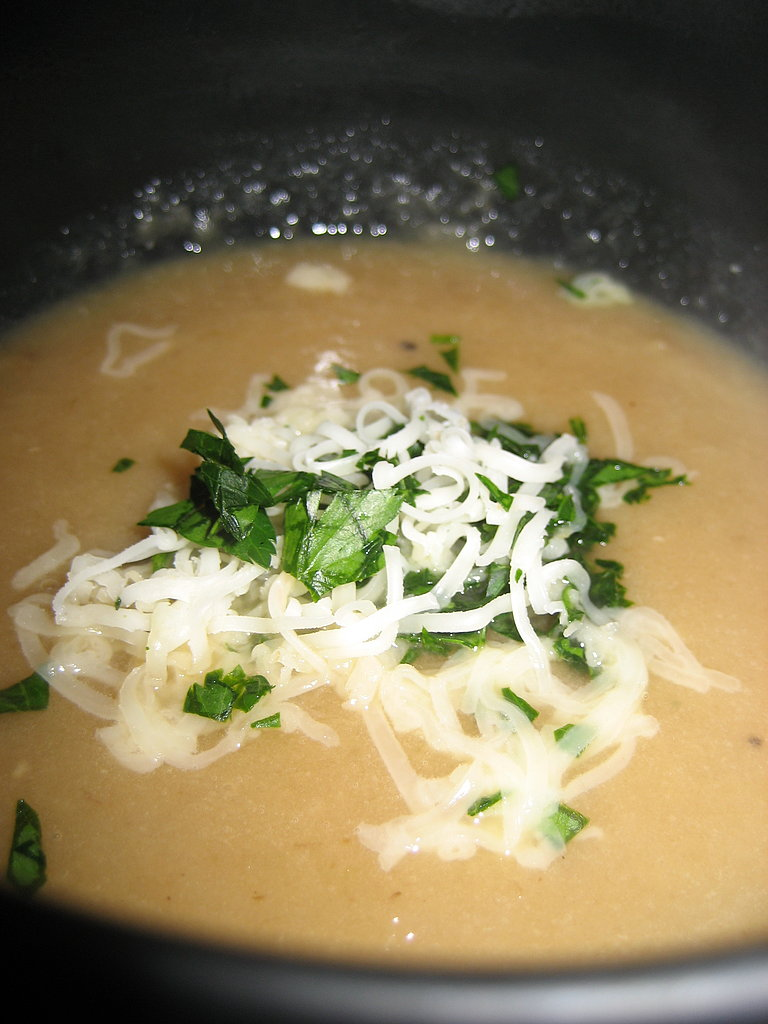 Soup's On: Roasted Onion Soup