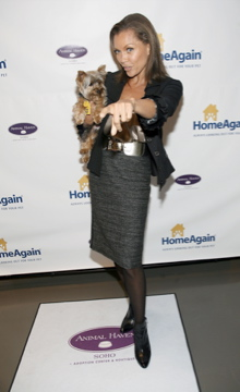 Enzo's HomeAgain with Vanessa Williams