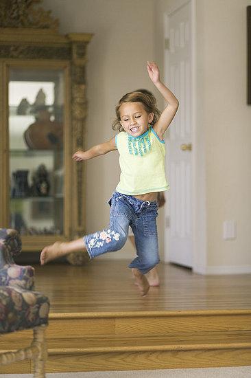 Lil Tip: Race to the Door!