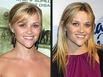 REESE WITHERSPOON: HAIR UP OR HAIR DOWN?