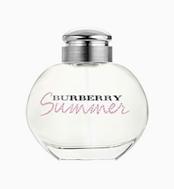 Burberry's New Summer Scent
