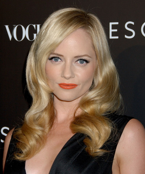 Love It or Hate It? Marley Shelton's Coral Lips