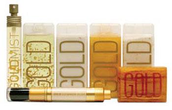 Linden Leaves' 23-Karat Gold Skin Care