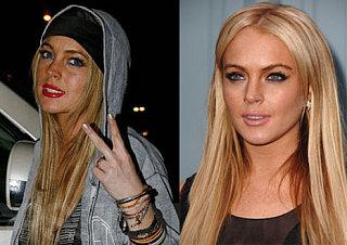 What Lipstick Looks Better on Lindsay Lohan?