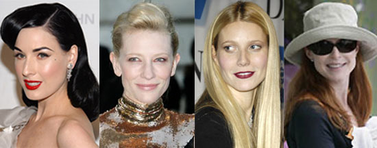 What Celebrity Looks Prettiest in Pale?