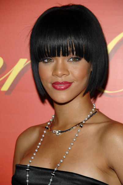 Love It or Hate It? Rihanna's Bangy Bob