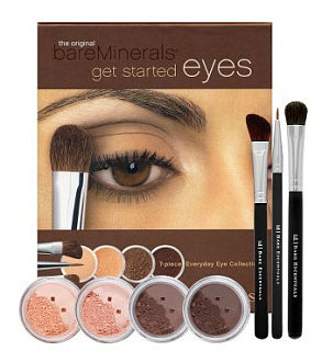 Monday Giveaway! Bare Escentuals Get Started Eyes