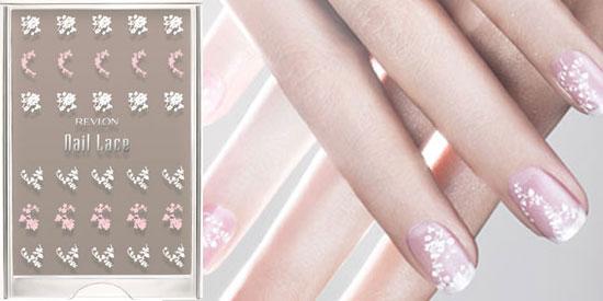 Love It or Hate It? Revlon Nail Lace Appliques