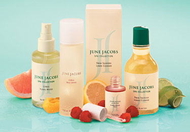 Bella Brand:  June Jacobs Spa Collection