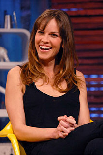 Hilary Swank Is the New Face of Pantene Beautiful Lengths