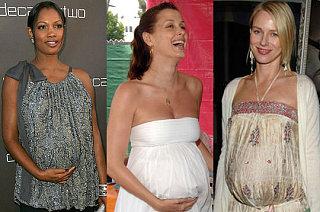 Who Has The Prettiest Pregnancy Glow?