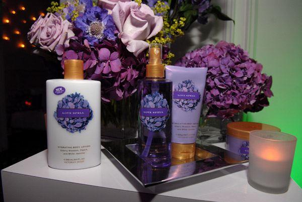 New Product Alert:  Victoria's Secret Beauty Secret Garden Collection