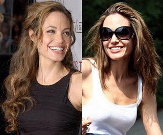 Do You Like Angelina's Hair Better Longer or Shorter?