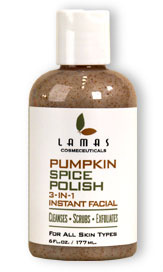 Beauty Mark It Results: Perfect Pumpkin Products