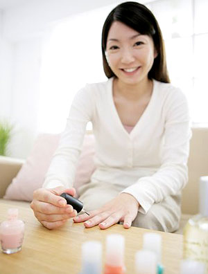 Get The Most From Your Makeup: Nail Polish Remover