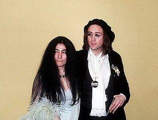 Yoko Ono as a Beauty Icon