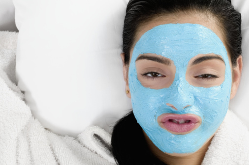 Beauty Blooper: What's Behind the Mask