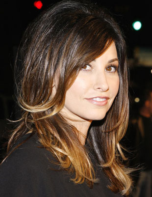 Love It or Hate It? Gina Gershon's Two-Toned Hair