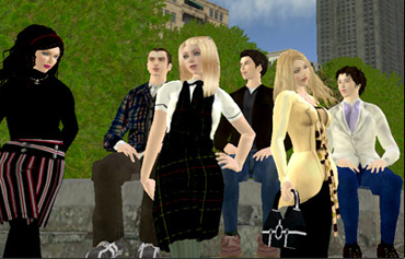 Gossip Girl's Second Life Secret