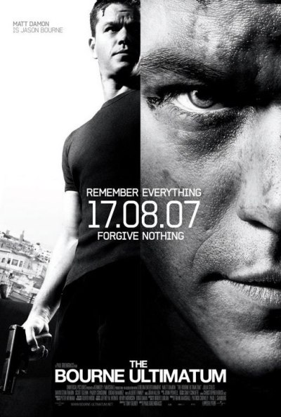 Today starts the looking for Bourne