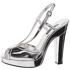 Burberry Metallic Shoe