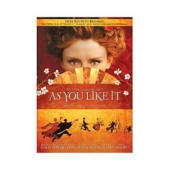 Amazon.com: As You Like It: DVD: Brian Blessed,Richard Briers,Kevin Kline,Janet McTeer,Alfred Molina,Jimmy Yuill,Adrian Lester,D