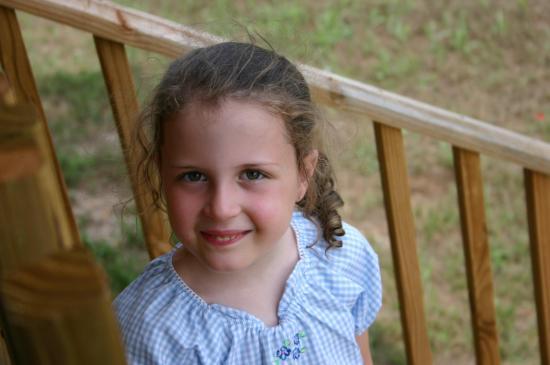 My stepdaughter