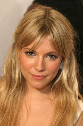 Sienna Millers many hairstyles