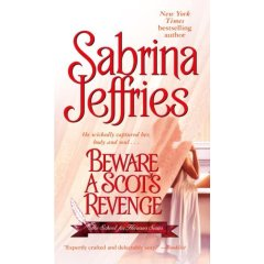 Beware a Scots Revenge (The School for Heiresses) by Sabrina Jeffries