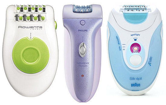 What epilator brand you prefere?