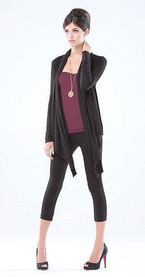 Shop Lauren Conrad - Katherine Wrap with Jackie Tube Top and Leggings