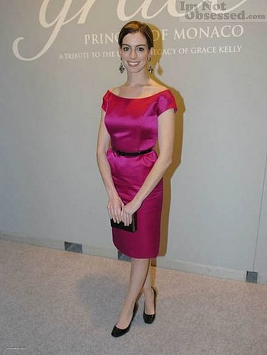 Anne Hathaway Love or Hate her dress