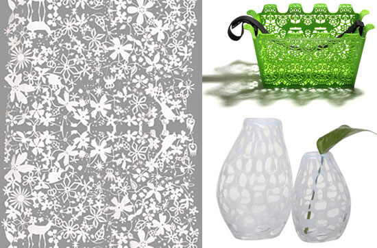 Trend Alert: Not Your Grandma's Lace