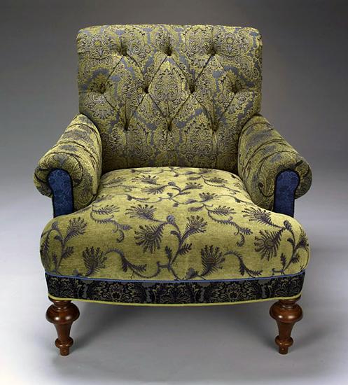 Love It or Hate It? Mary Lynn O'Shea Middlebury Chair