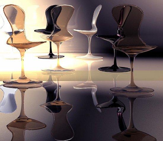 Crave Worthy: Nika Zupanc Maid Chair