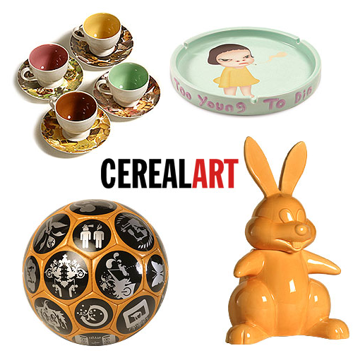 Casa Shops: Cerealart